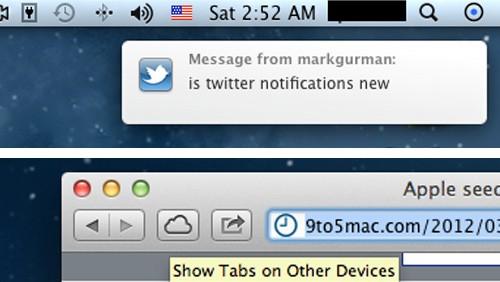 OS X 10.8 Mountain Lion beta