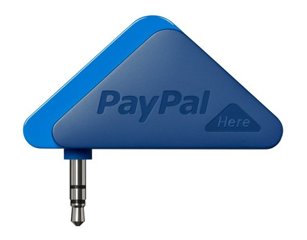 Il dongle di PayPal Here