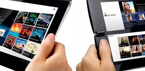 Sony Tablet S e Sony Tablet P
