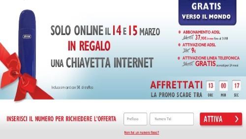 telecom italia promozione tutto senza limiti