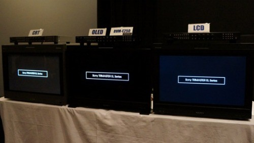 Comparazione TV OLED Sony