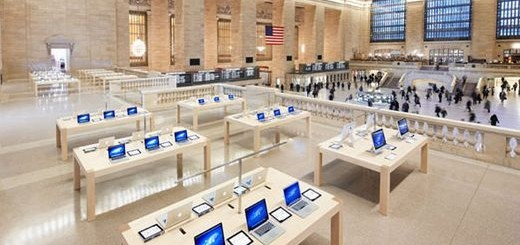 Apple Store New York Central Station