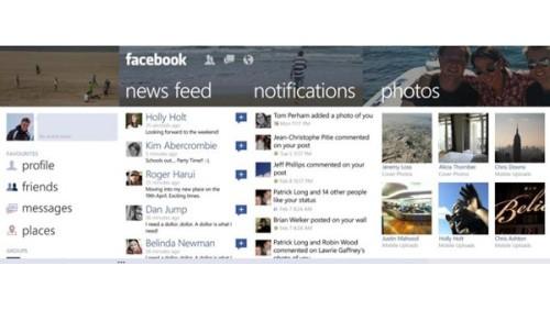 Facebook per Windows Phone