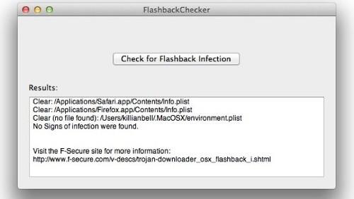 FlashBackChecker