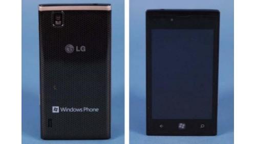 LG LS831 Windows Phone