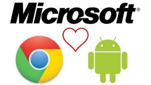 Microsoft vs. Android