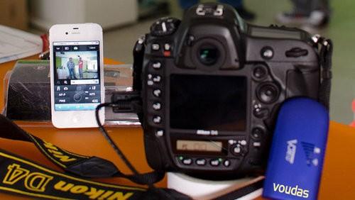 Nikon D4 WiFi economico