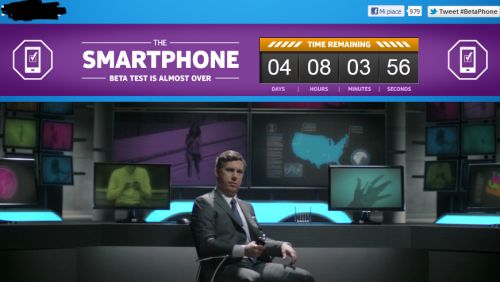 Nokia Lumia 900 Smartphone Beta Test