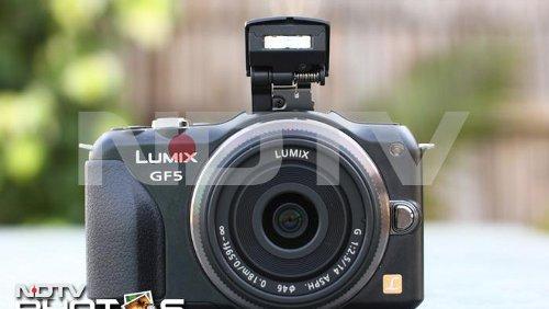 Panasonic-Lumix GF5