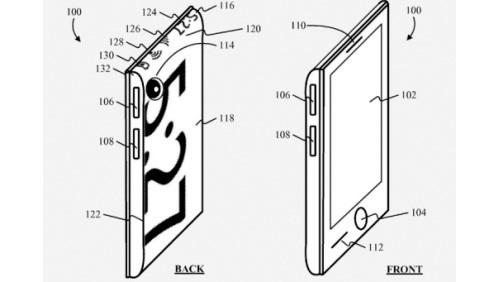 Smartphone Microsoft dual screen