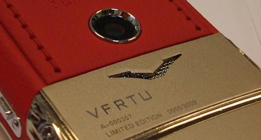 Smartphone Vertu