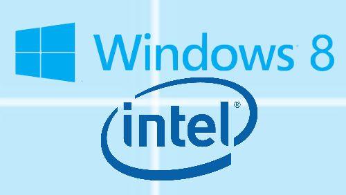 Windows 8 Intel