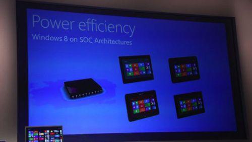 Windows 8 su ARM