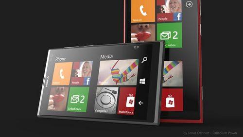 Windows Phone 8 concept Nokia Lumia 920 Jonas Dahnert