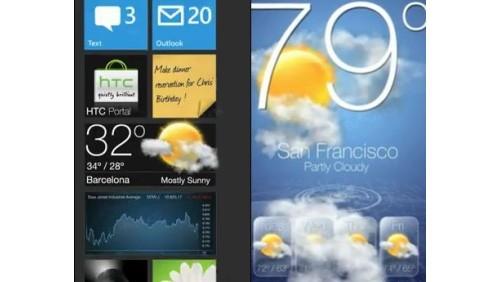 Windows Phone HTC Sense