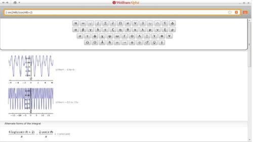 Wolfram Alpha Windows 7