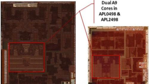 A5 dual e single core
