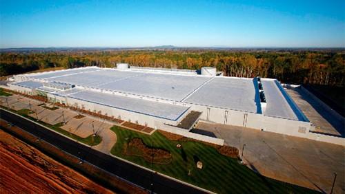 Data center Apple