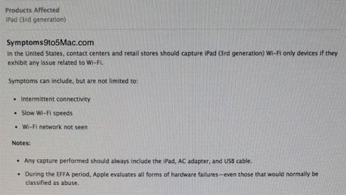 Apple sostituisce i nuovi iPad