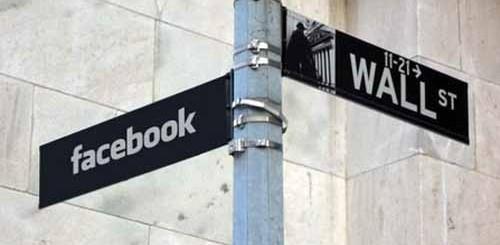 Facebook a Wall Street
