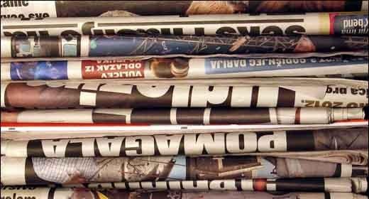 rassegne stampa online