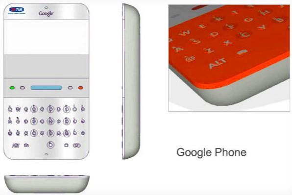 Google Phone, anno 2006