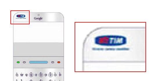 Google Phone del 2006 con marchio TIM