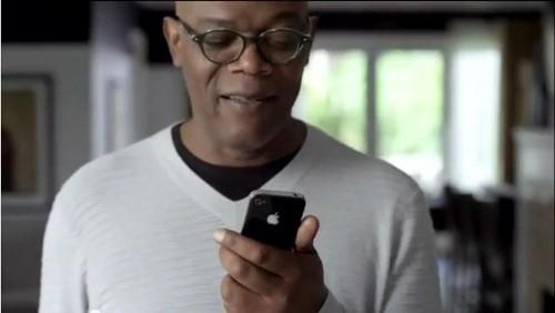 iPhone 4S Samuel L Jackson