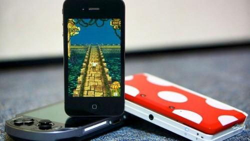 iPhone, PSP e Nintendo DS