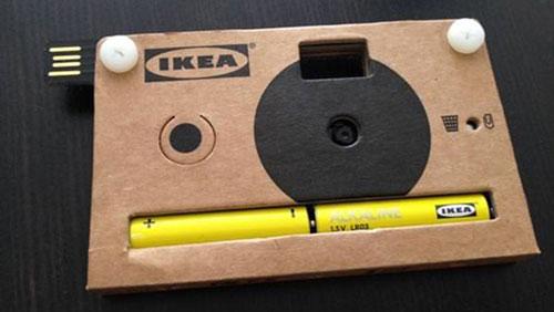 Ikea fotocamera