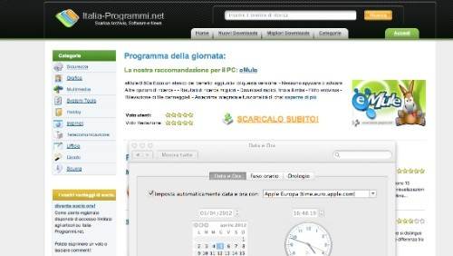 italia-programmi.net, ancora online