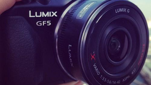 Panasonic Lumix GF5 scatto prova