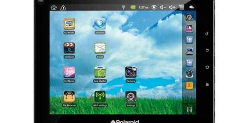 Tablet 3D Android da Polaroid