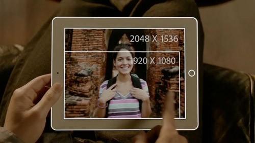 Retina Display del nuovo iPad