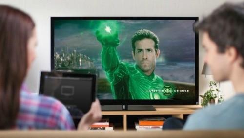 Tablet e TV