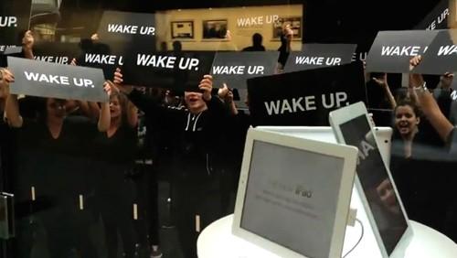 Samsung, Wake Up