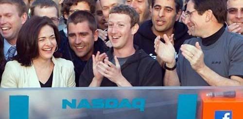 Facebook al NASDAQ