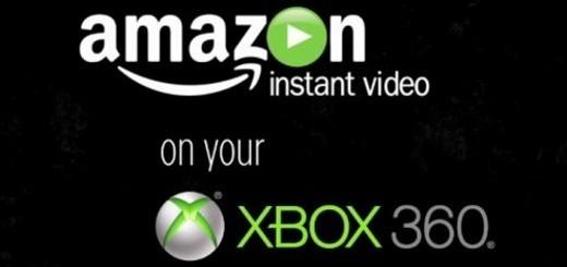 Amazon Instant Video Xbox 360