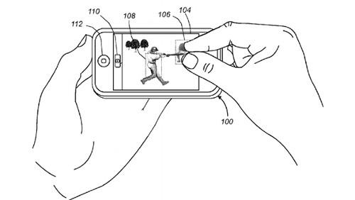 brevetto fotocamera apple