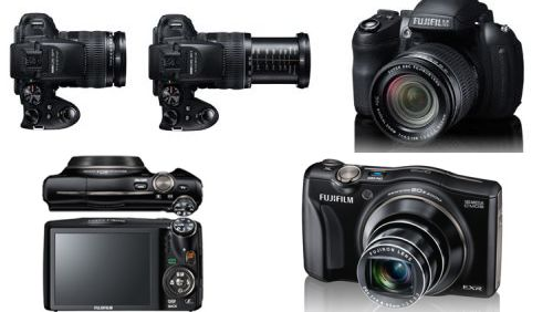 Fujifilm HS30EXR - F770EXR