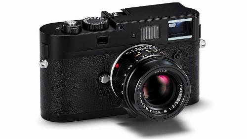 Leica M Monochrom, foto
