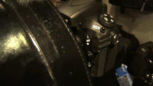 Nikon D800 Fisheye