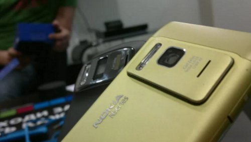 Nokia 808 PureView vs Nokia n8