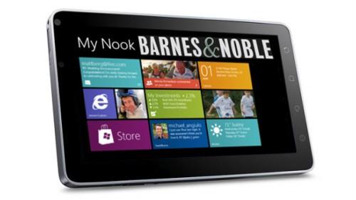 Nook Tablet Windows 8