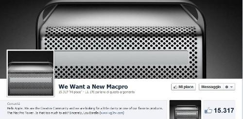 Petizione Mac Pro