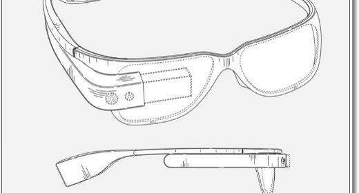 Brevetto Google Project Glass