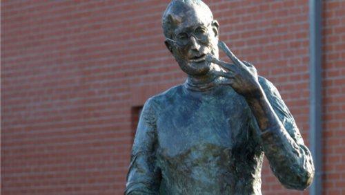 Statua Steve Jobs