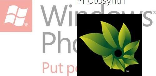 Windows Phone Photosynth
