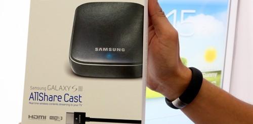 Samsung Galaxy S3, accessori ufficiali