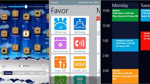 Windows Phone Marketplace, le app più votate